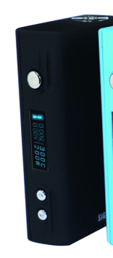 Fuchai 200w TC Mod Regulated Mod By Sigelei