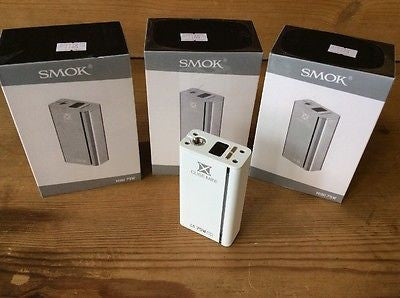 X Cube Mini 75w TC Regulated Mod By Smoktech