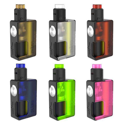 Pulse BF Mod Door by Vandy Vape