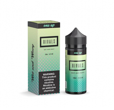 Wet And Wavy Rivals Series (One-Up) 80ml 0mg