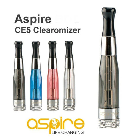 Ce5 BVC - T.R.P.R. Compliant By Aspire