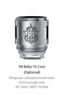 TFV8 Baby & Big Baby Replacement Coils By Smok
