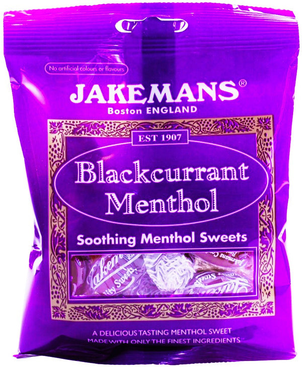Blackcurrant Ice Black Label