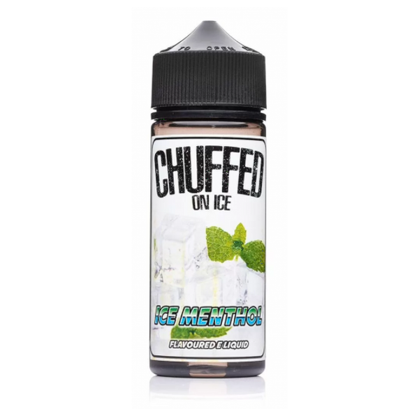 Ice Menthol 100ml By Chuffed On Ice short fill UK