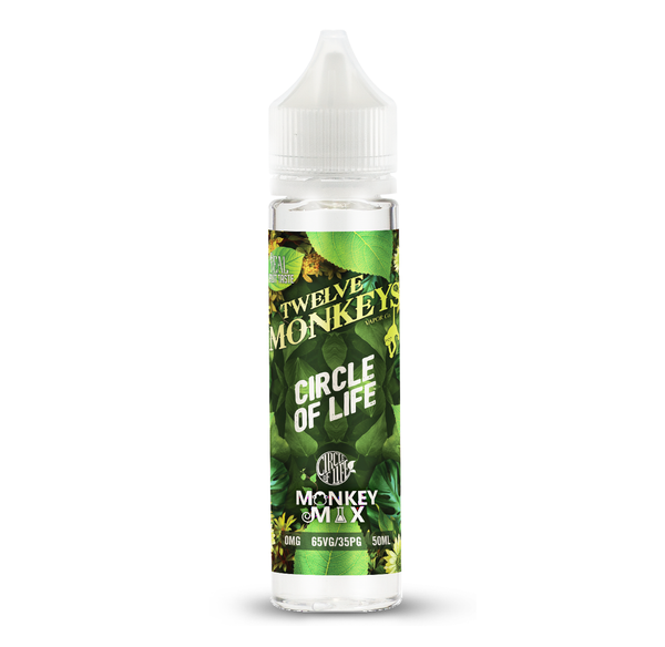 Circle Of Life 50ml By 12 Monkeys UK