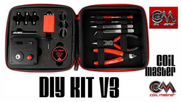 D.I.Y. Tool Kit v3 By Coil Master