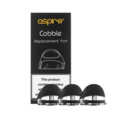Cobble Replacement Pods By Aspire