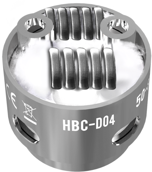 HBC-D04 Eagle Tank Replacement Coil By Geek Vape