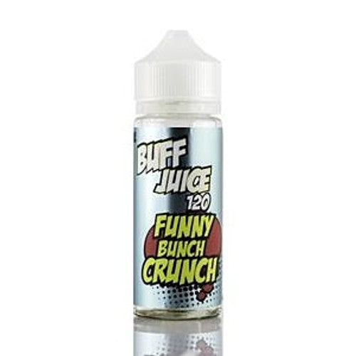 Funny Bunch Crunch By Buff Juice 120 100ml 0mg