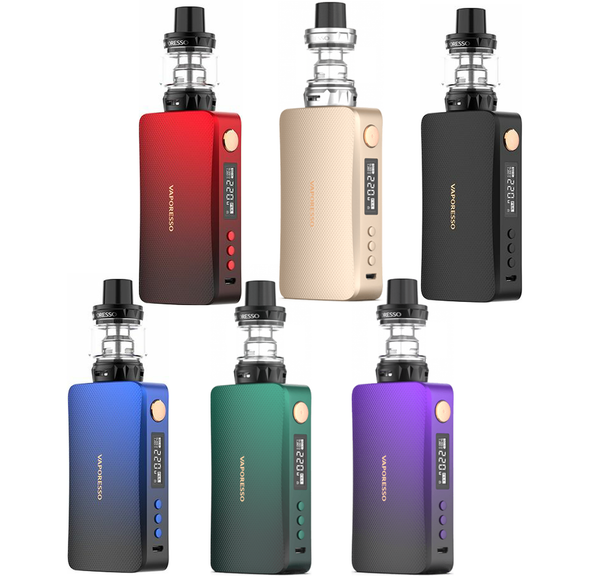 Gen 220W Kit By Vaporesso