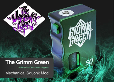 Grimm Green Limited Edition SQ By Signature Tips