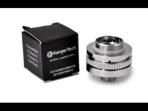 Airflow Control Base for Aerotank/Protank By Kangertech