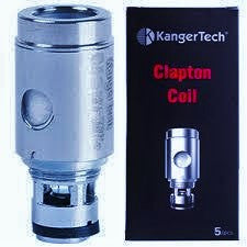 Neebox Clapton Replacement Coil By Kanger