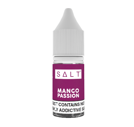 Mango Passion Salt By Juice Sauz