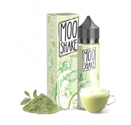 Matcha (Moo Shake) 50ml 0mg