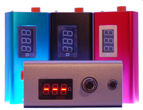 Ohm Meter With Built In Li-Po Power