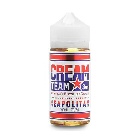 Neapolitan By CREAM TEAM 100ml UK