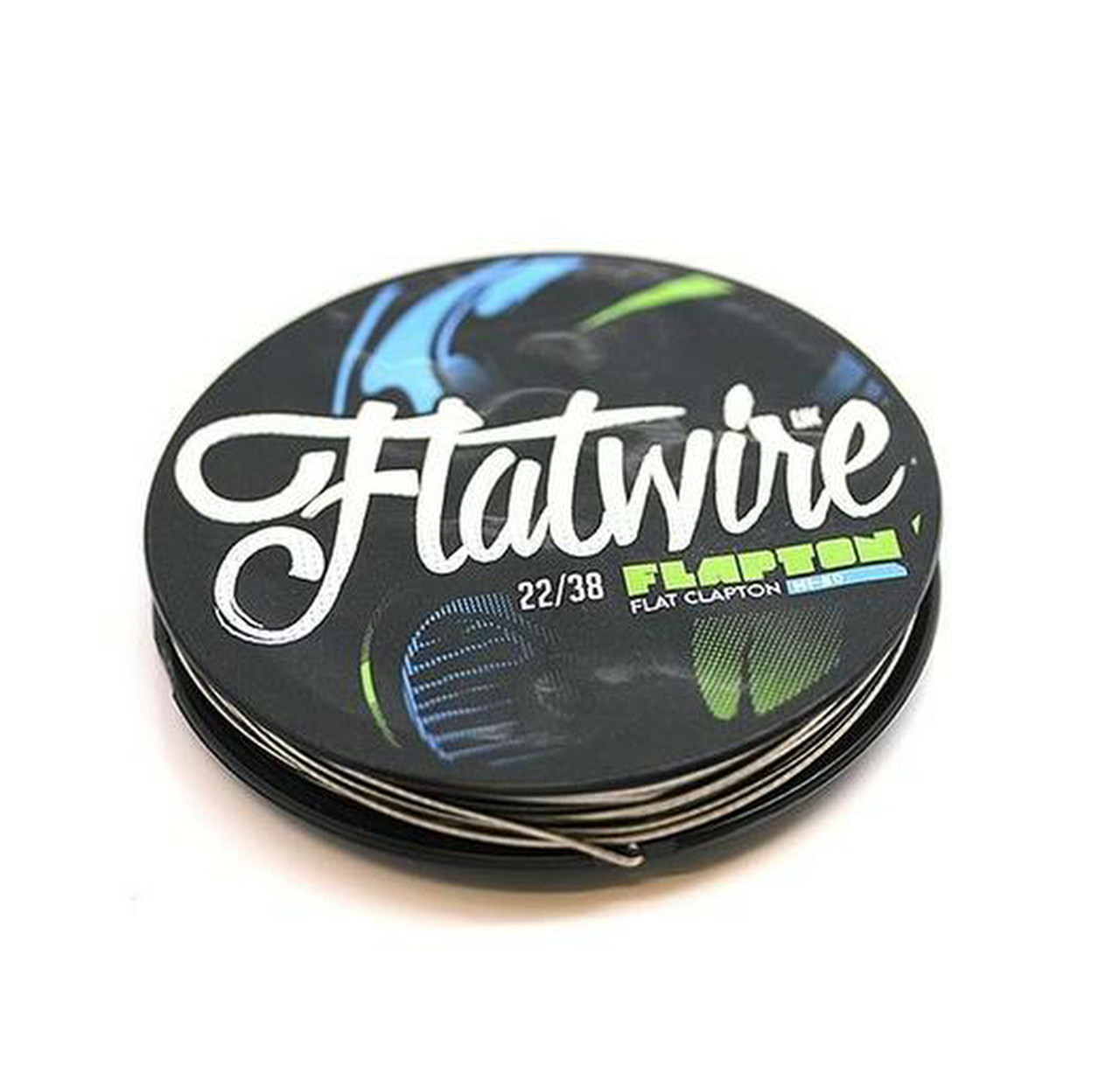 Ni-80 Flapton Wire 10ft By Flatewire UK