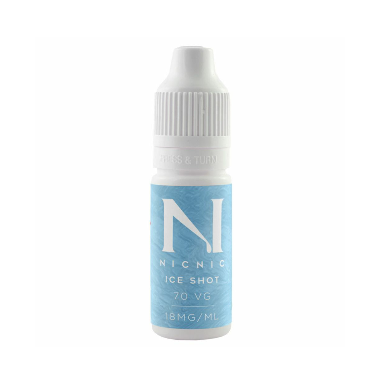 Nic Nic Ice 18mg Nic Shot UK