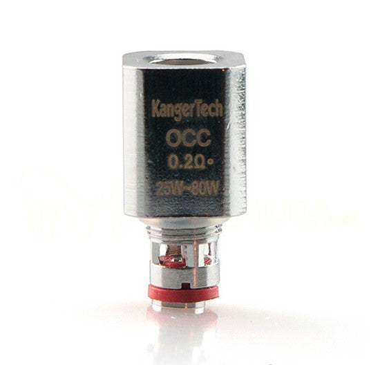S.S.O.C.C. Round / O.C.C. Square Subtank Replacement Coil By Kanger