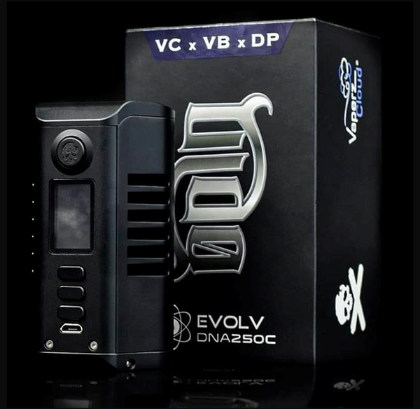 Odin Dual 21700 DNA250c By Vaperz Cloud-Vaping Bogan-Dovpo UK