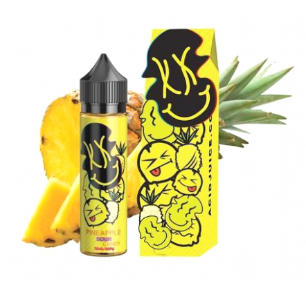 Pineapple Sour Candy (Nasty Acid) 50ml 0mg