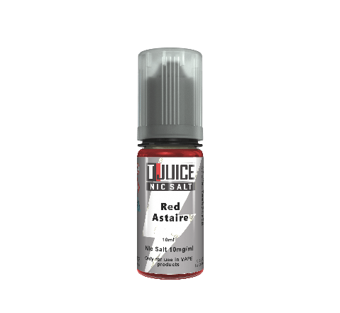 Red Astaire Nic Salts T-Juice UK