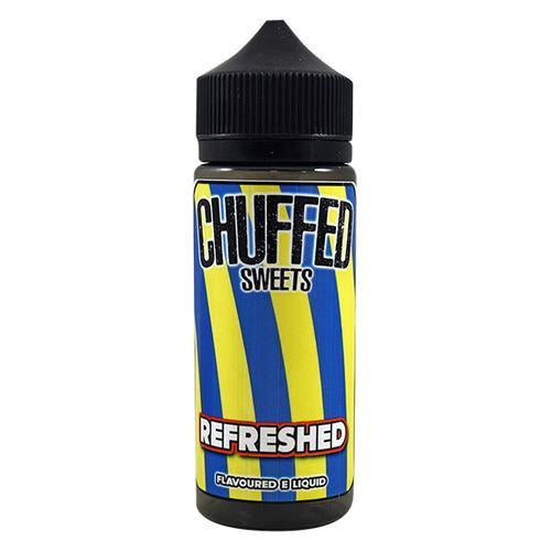 Refreshed 100ml By Chuffed Sweets short fill UK