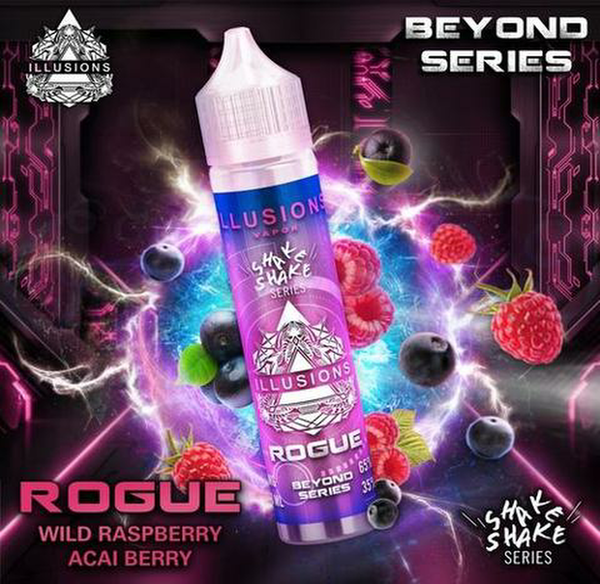 Rogue (Beyond Series) 50ml By Illusions UK