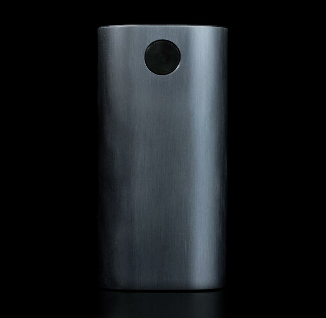 SAGA Dual 21700 Mech Mod By Vaperz Cloud Brushed Graphite UK