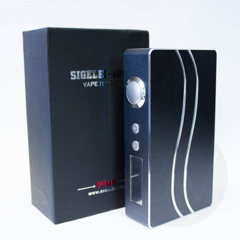 100w Plus Regulated Mod By Sigelei