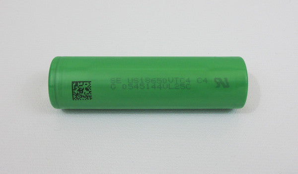 VTC4 18650 2100mAh 30A Battery By Sony