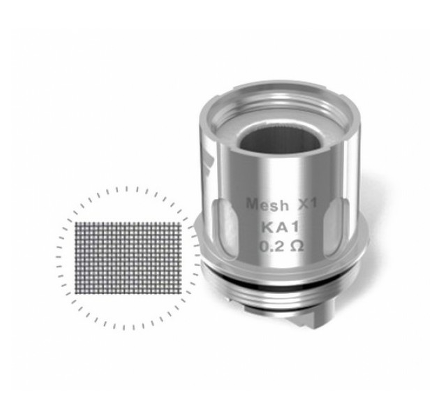 Super Mesh X1 Replacement coils By Geek Vape