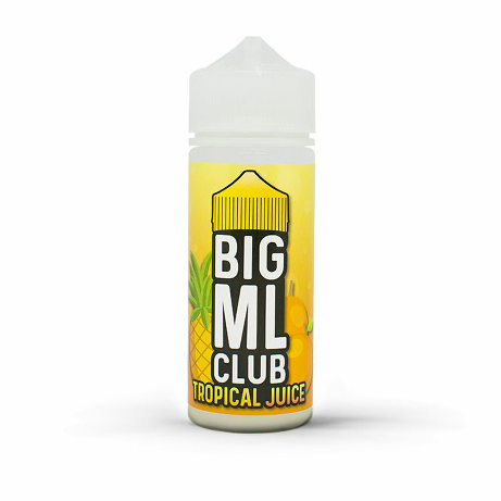 Tropical Juice Big ML Club