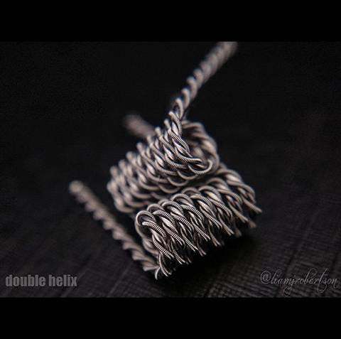 Flatwire Hand Crafted Coils By @liamjroberston