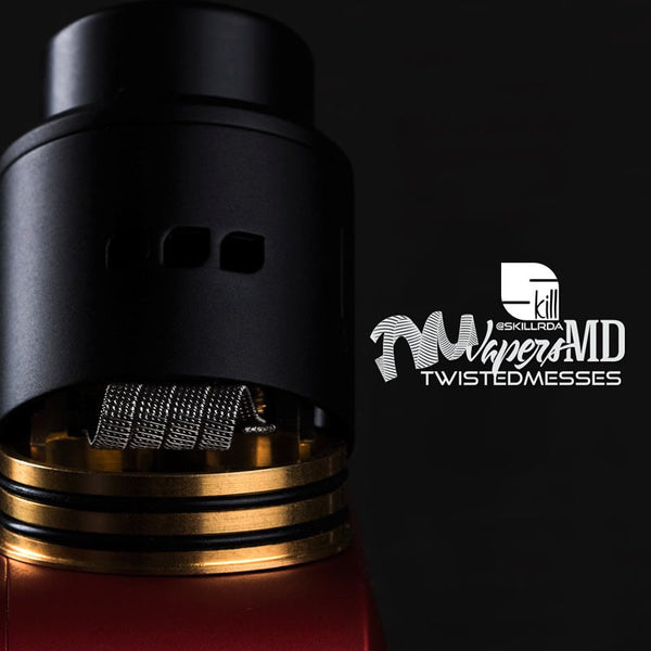 Skill RDA By Vapers MD & Twisted Messes