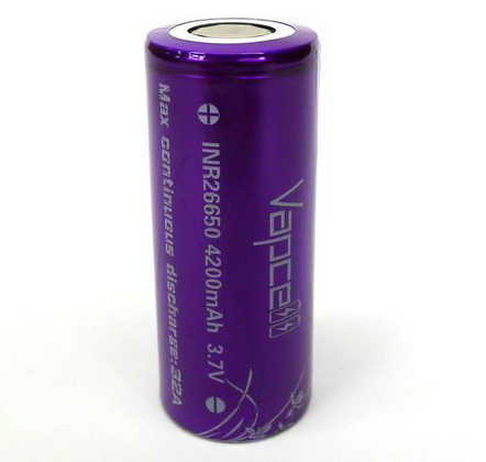 26650 INR 4200mAh 32A By Vapcell