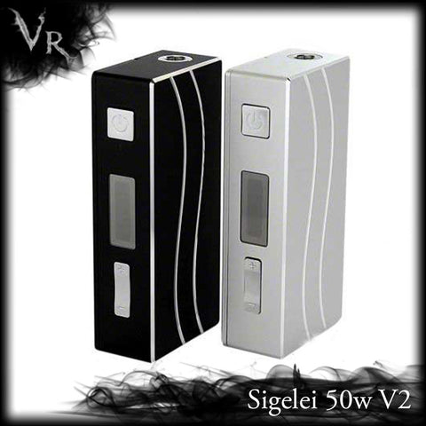 VR2 50w v2 Regulated Mod By Sigelei