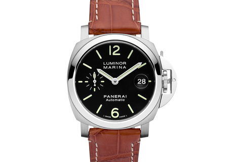 Officine Panerai Luminor Marina Automatic Acciaio - 40mm (PAM 48)