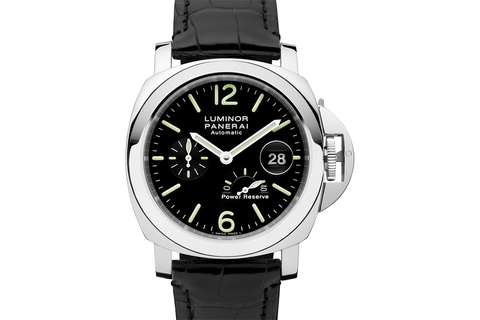 Officine Panerai Luminor Power Reserve Automatic Acciaio - 44mm (PAM 90)
