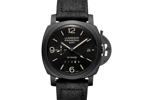 Officine Panerai Luminor 1950 10 Days Automatic GMT Ceramica - 44mm (PAM 335)