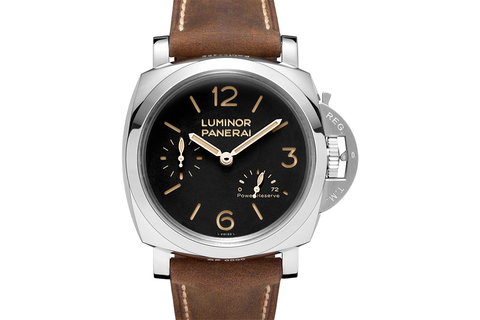 Officine Panerai Luminor 1950 3 Days Power Reserve Acciaio - 47mm (PAM 423)