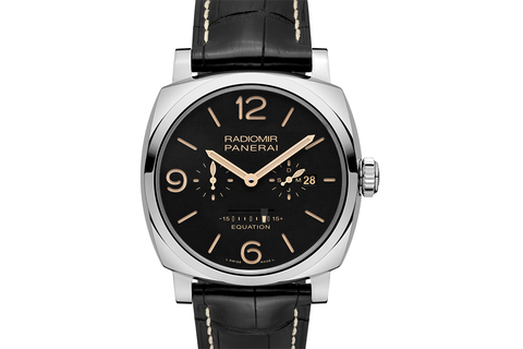 Officine Panerai Radiomir 1940 Equation of Time 8 Days Acciaio - 48mm (PAM 516)