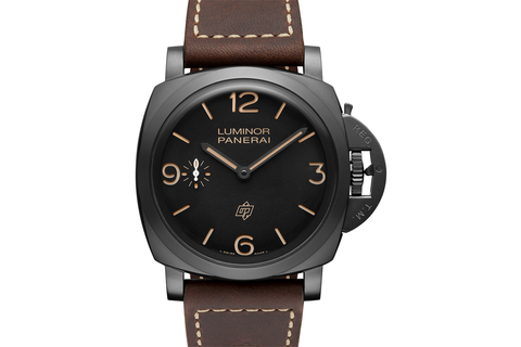 Officine Panerai Luminor 1950 3 Days Titanio DLC – 47mm (PAM 617)