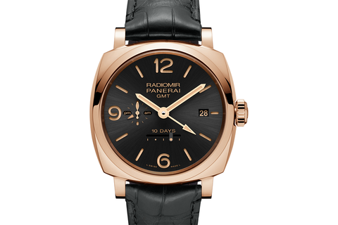 Officine Panerai Radiomir 1940 10 Days GMT Automatic Oro Rosso – 45mm (PAM 625)