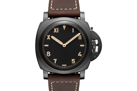 Officine Panerai Luminor 1950 3 Days Titanio DLC – 47mm (PAM 629)