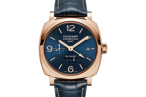 Officine Panerai Radiomir 1940 10 Days GMT Automatic Oro Rosso - 45mm (PAM 659)