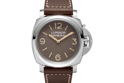 Officine Panerai Luminor 1950 3 Days Acciaio - 47mm (PAM 663)