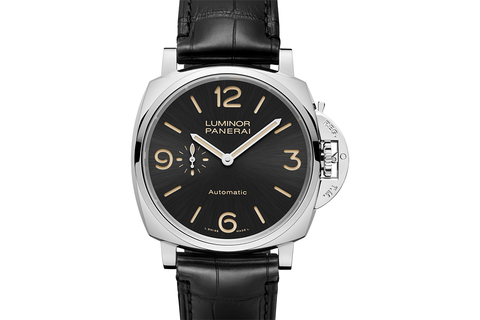 Officine Panerai Luminor Due 3 Days Automatic Acciaio - 45mm (PAM 674)