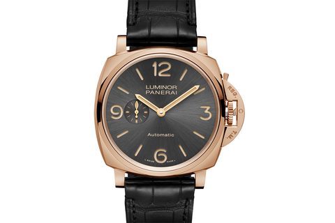 Officine Panerai Luminor Due 3 Days Automatic Oro Rosso - 45mm (PAM 675)